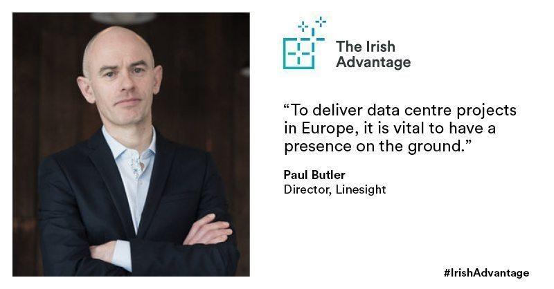 How Linesight partner in Data Centre Construction across Europe