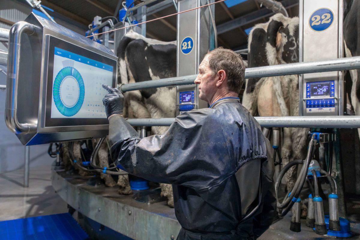 Dairymaster Mission Control 2018